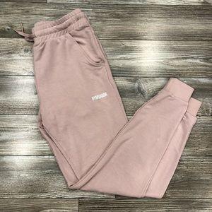 Gymshark Pink Joggers